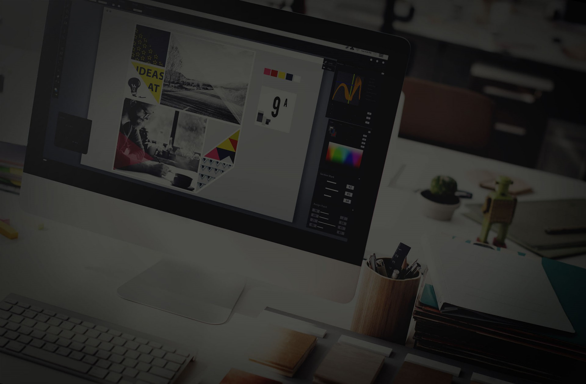 Why in Business You Need a Creative Logo Design